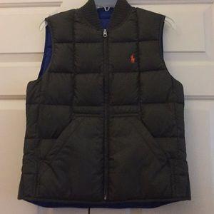 Ralph Lauren kids vest